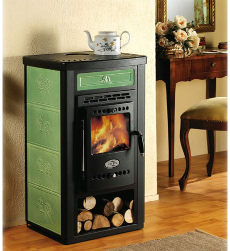 And Maybe The Wood Stove Of My Future Meanwhile At