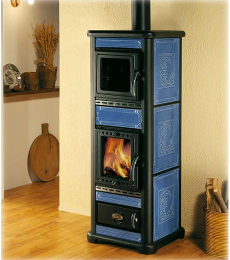 Sideros wood stove