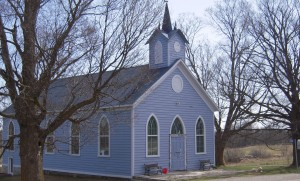 Former Cooper United Church