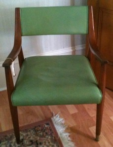 H. Krug mid-century chair