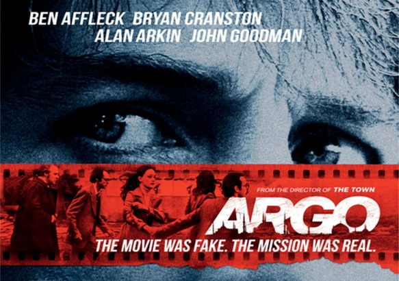 Will Argo be the surprise – or, at this stage, not-so-surprising – best-picture winner at the Oscars? Well, given that Ben Affleck and Raymond are both Massachusetts lads, you can guess who we're cheering for…