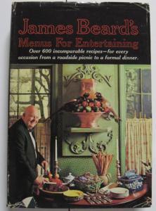 James Beard's Menus for Entertaining