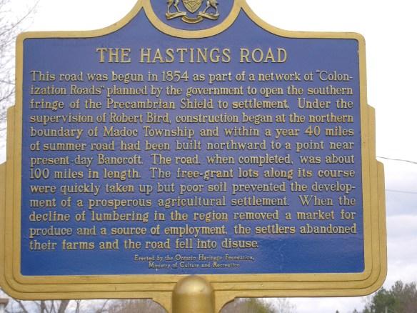 Old Hastings Road
