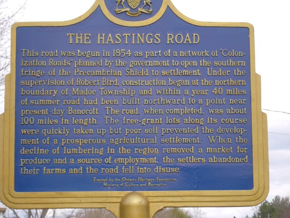 Old Hastings Road