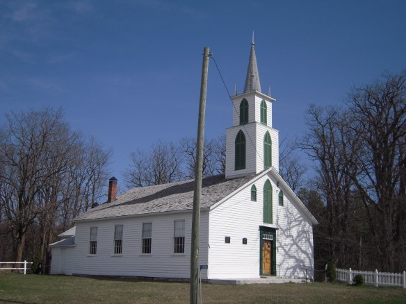 Hazzard's Church