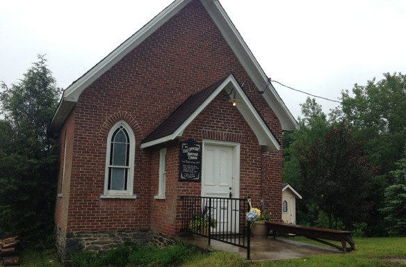 Old Ormsby Heritage Church