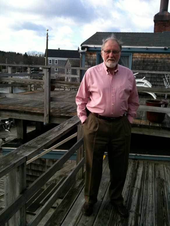 Raymond in Stonington
