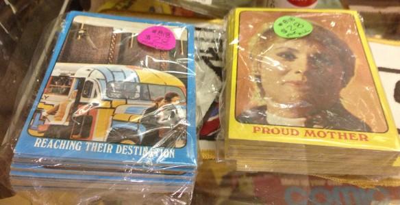 Partridge Family bubble-gum cards