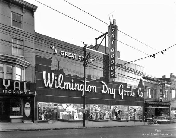 Wilmington Dry Good Store