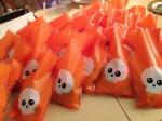 bags of Halloween treats