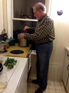 Queensborough kitchen