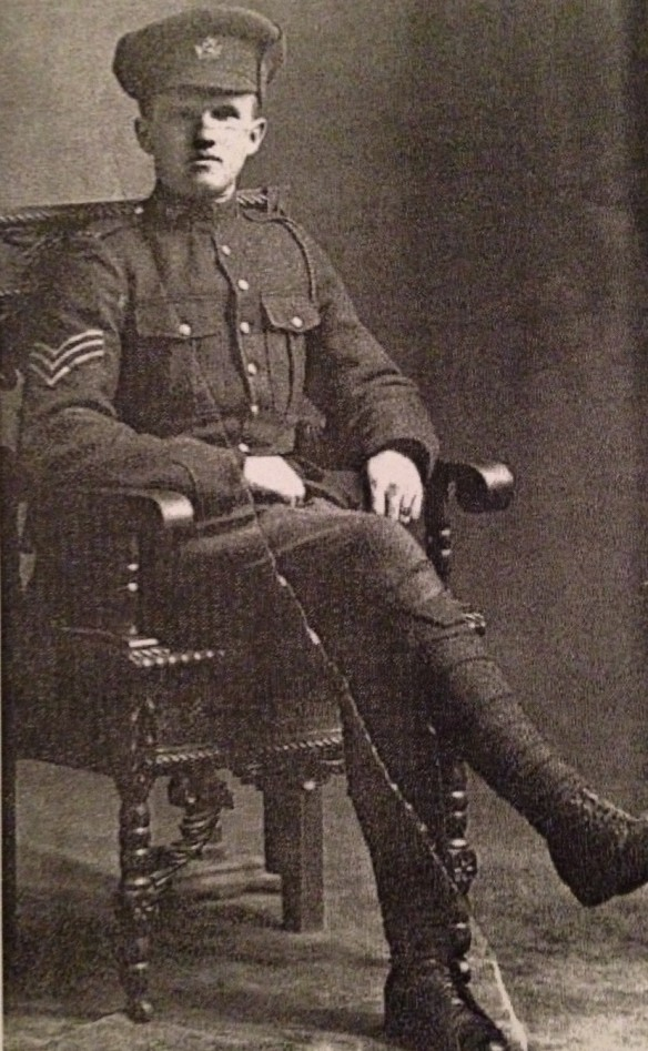 Sgt. Fred Glover