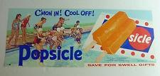 vintage popsicle