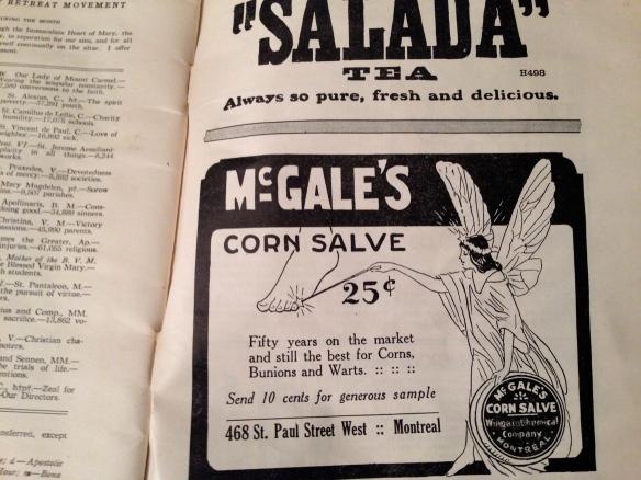 McGale's Corn Salve