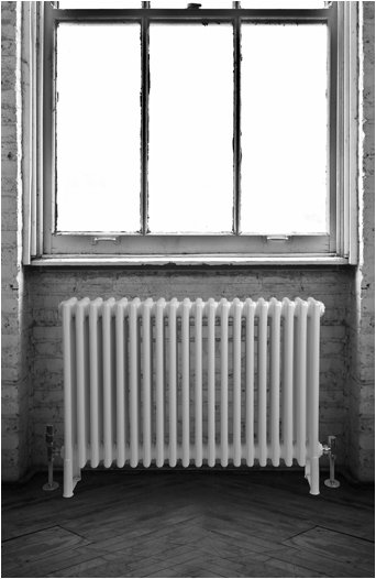 Old School Column radiator by Aestus