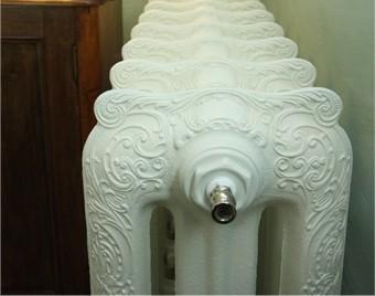 Aestus Versailles radiator