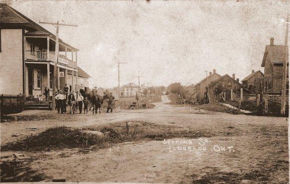 Eldorado, early 20th century