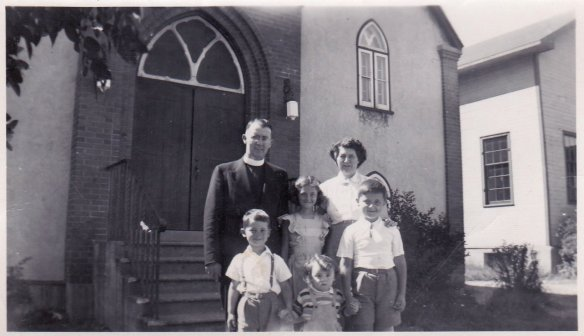 Patterson Family 1951