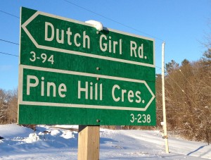 Dutch Girl Road