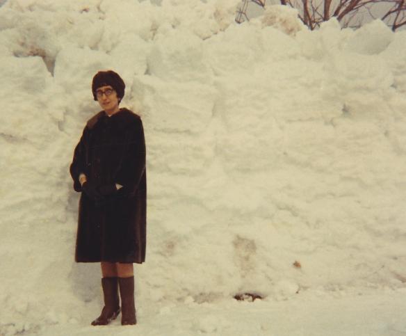 Lorna Sedgwick, February 1971