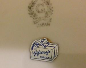 Giftcraft sticker