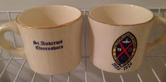 Queensboro mugs
