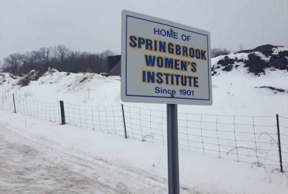Springbrook Women's Institute