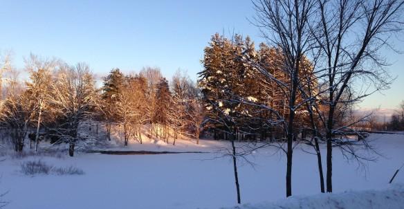 the latest winter wonderland in Queensborough