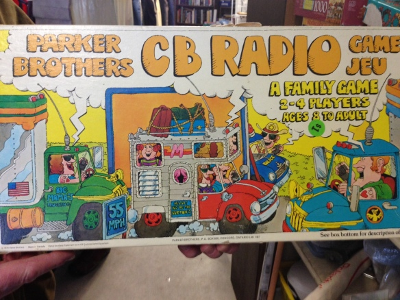 CB Radio game