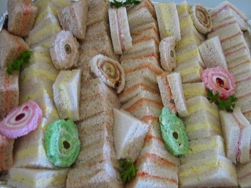 Church-basement sandwiches
