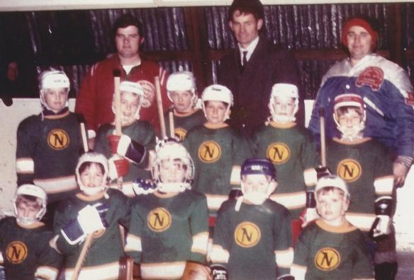 John's hockey team