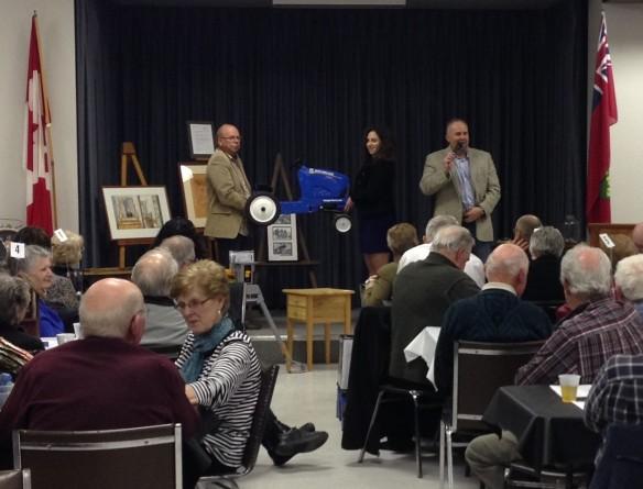 OHara Mill auction