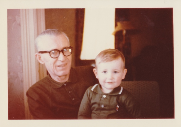 Buh and John, March 5, 1966