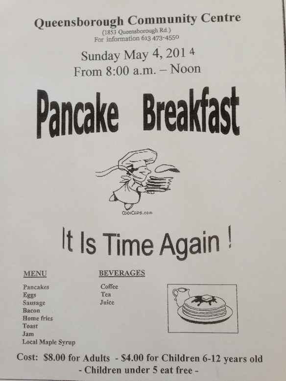 Queensborough Pancake Breakfast