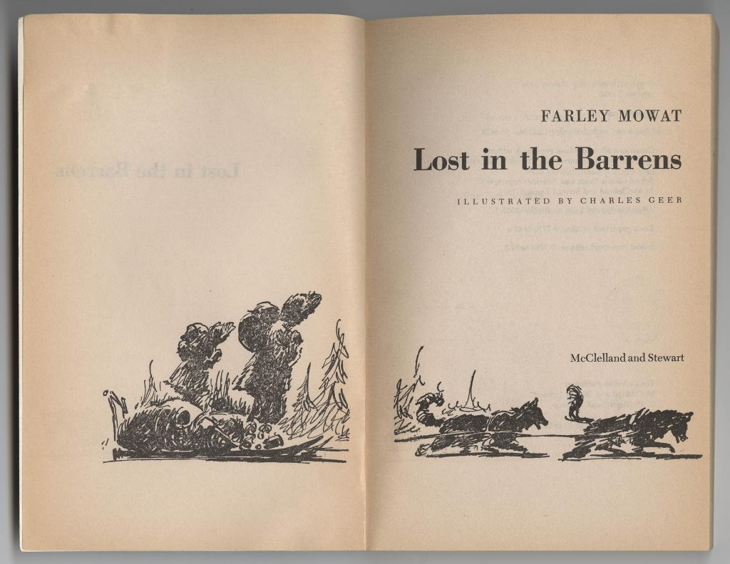 lost in the barrens essay 2018-8-17  immediately download the lost in the barrens summary, chapter-by-chapter analysis, book notes, essays, quotes, character descriptions, lesson plans, and more - everything you need for studying or teaching lost in the barrens.