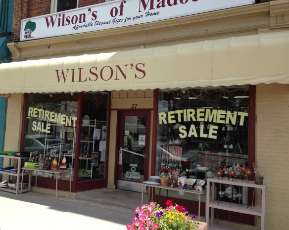 Wilson's of Madoc