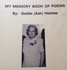My Memory Book of Poems