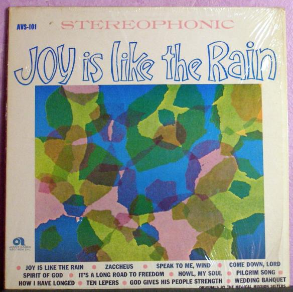 Joy is like the Rain