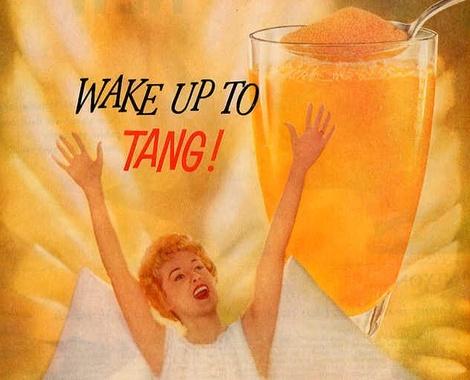Wake up to Tang