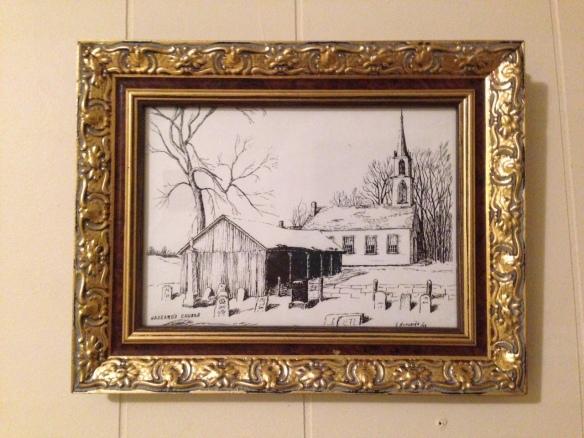 Hazzard's Church by Vera Burnside