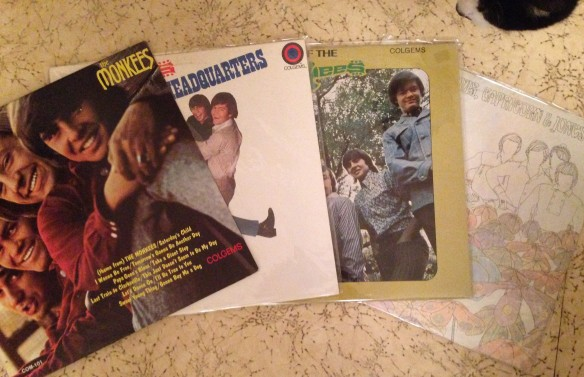 Monkees albums with Sieste