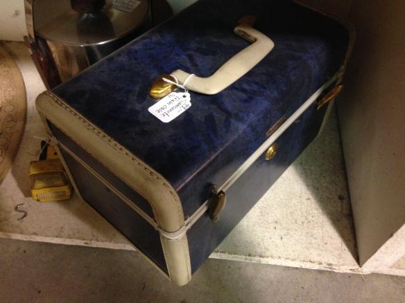 Train case