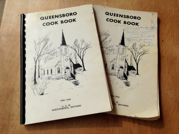 Two Queensboro Cook Books