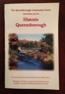 Queensborough walking tour
