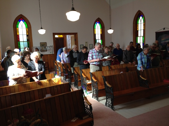 St. Andrew's on Historic Queensborough Day