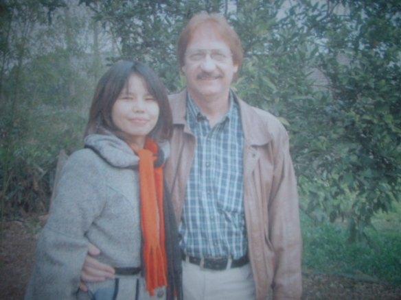 Joey Edwards and wife Nancy