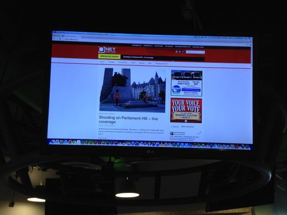 Newsroom headlines