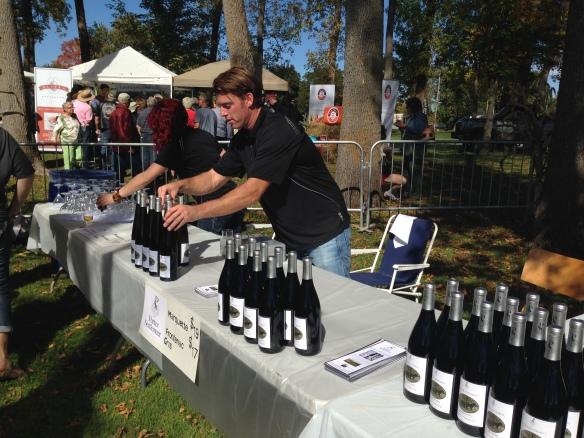 Potter Settlement wines