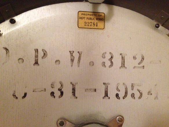 Clock DPW