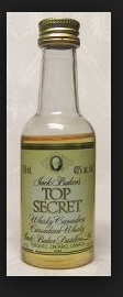 Jack Baker's Top Secret